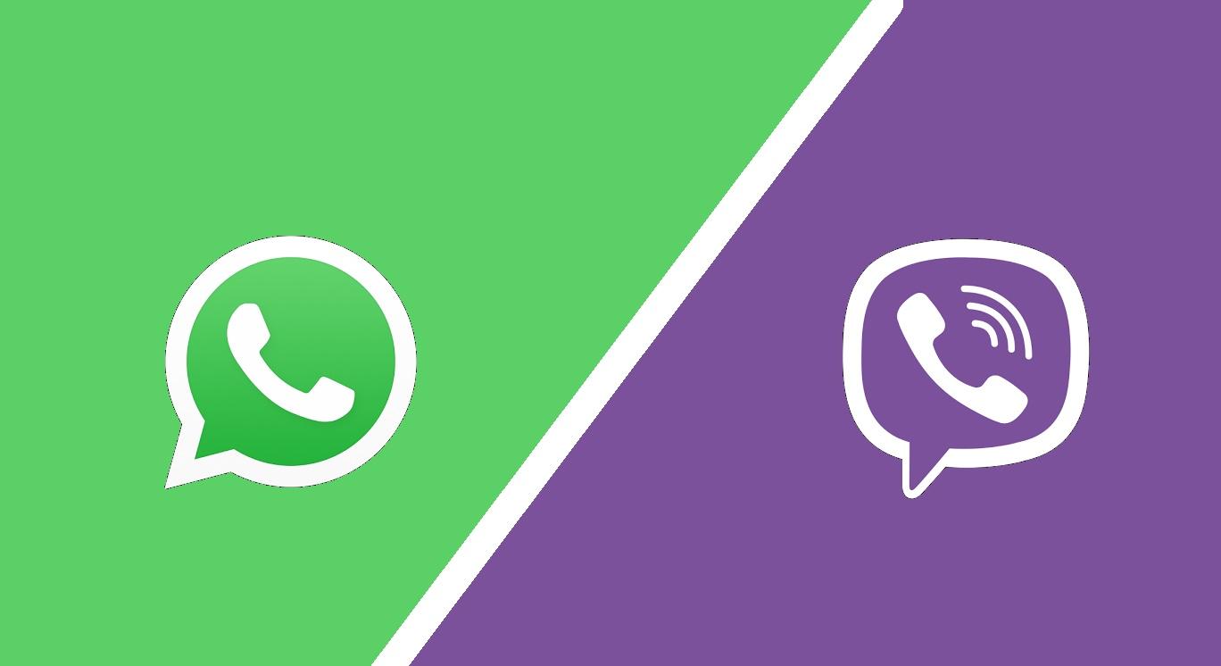 Viber voice vs whatsapp voice