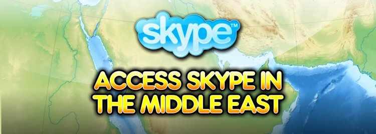 unblock skype middleast