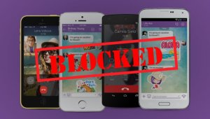 use viber in china