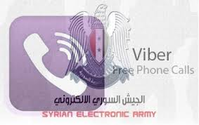 viber blocked in syria